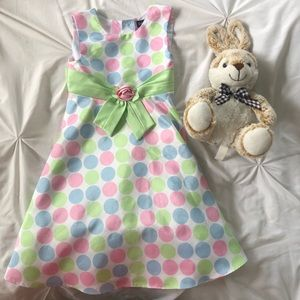 George Mod Easter Dress Girls 6